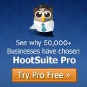 HootSuite Pro - Social Media Dashboard