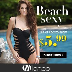 Большой выбор купальников в Milanoo.com