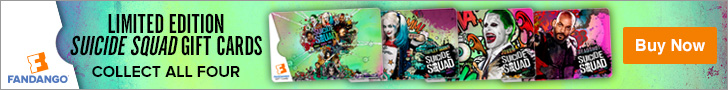 Suicide Squad Movie Gift Cards