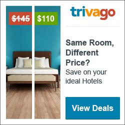 Trivago Hotel Comparison