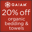 Sateen Sheet Sale At Gaiam.com!