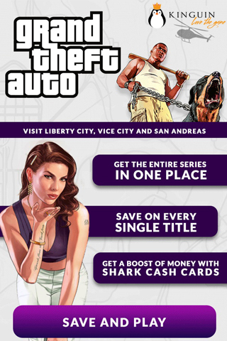 Buy Grand Theft Auto V now & SAVE!