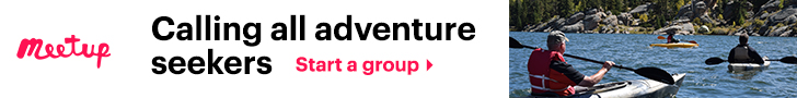Calling all adventure seekers. Start a group