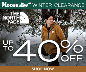 Up to 40% off The North Face Clearance!