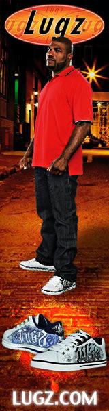 Rampage Jackson for Lugz Footwear
