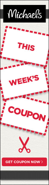This Week's Coupon at Michaels.com