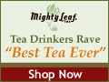 Tea Drinkers Rave