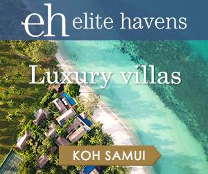 luxury villas in Koh Samui