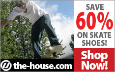 Skate Shoes 60% off