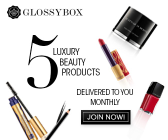 GLOSSYBOX - Discover NOW!