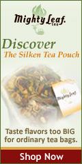 Taste Flavors too Big for Ordinary Tea Bags
