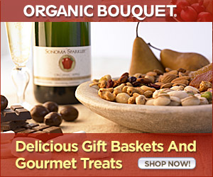 Delicious Gift Baskets & Gourmet Treats