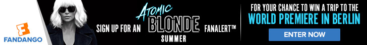 Fandango - Atomic Blonde Sweepstakes