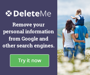 Remove your personal information from Google and other search engines with DeleteMe