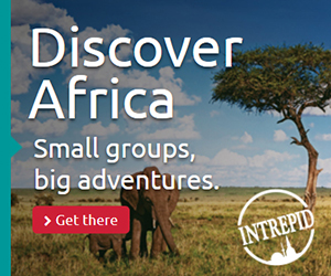 Discover Africa 300x250