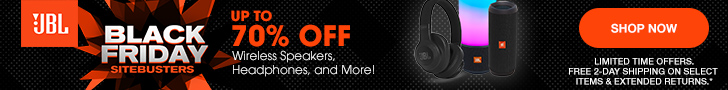 JBL Black Friday Sale