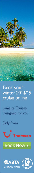 Thomson Cruise Banner 120x600