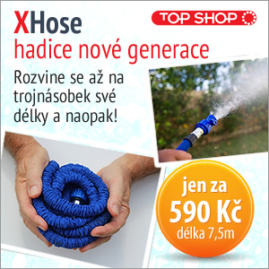 Levná hatice X-Hose v katalogu TopShop.cz