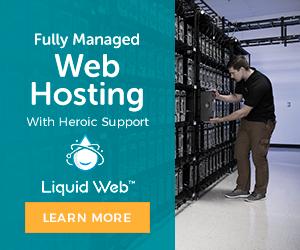 Liquid Web Coupon Code - Web Hosting