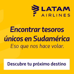 LATAM Airlines - Discover South America