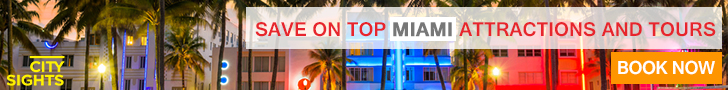 City Sights - Miami Tours & Attractions
