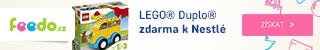 Lego Duplo zdarma k Nestlé - od 209 Kč za kus. Platí pří nákupu 6balení.