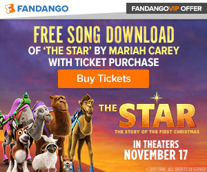 "FREE download of the song ""The Star"" performed by Mariah Carey"