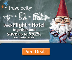 USA Flights & Hotels with Travelocity