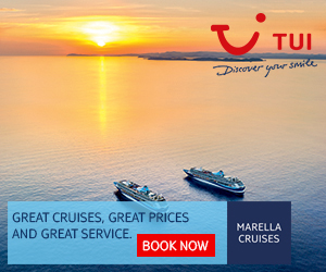 Thomson Cruise Banner 300x250