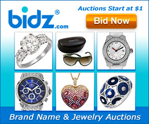 Spring fine jewelry is now at Bidz - WIN & SAVE