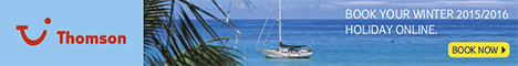 Thomson Cruise Banner 468x60