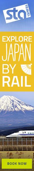 STA Travel - Explore Japan by Rail