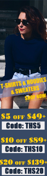 Explore T-Shirts & Hoodies & Sweaters, Definitely you'll find the best fit! SAVE $20!