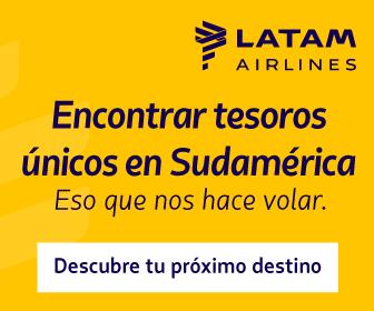 Publicidad de Latam