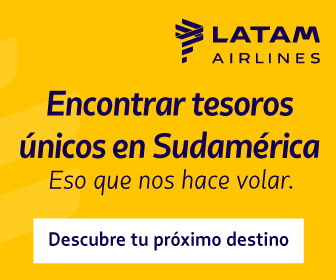 Publicidad de LATAM Airlines