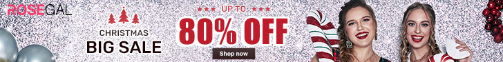 CHRISTMAS SALE Up To 80% Off