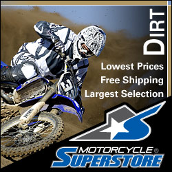 For all your dirt gear, shop Motorcycle Superstore