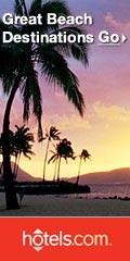Hotels.com Beach Destinations