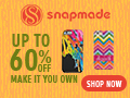 Snapmade 2015 - Custom Phone case up to 60% Off Deals - 120*90