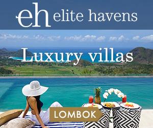 luxury villas in Lombok