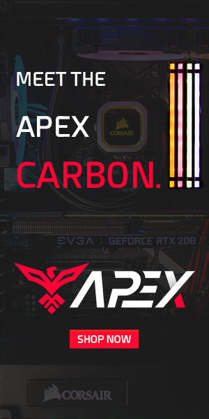 Apex Gaming PCs