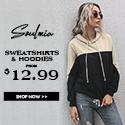 Soulmia Sweatshirts & Hoodies
