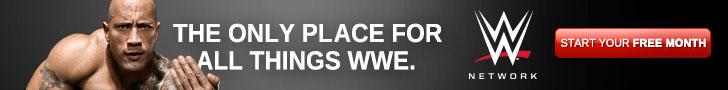 WWE Network Rock 728x90