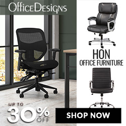 Image for Save 30% on HON Furniture at OfficeDesigns.com!