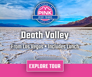 Pink Jeep Death Valley Tour from Las Vegas
