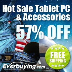Independence Day: Tablet PCs & Accessories up to 57% OFF!