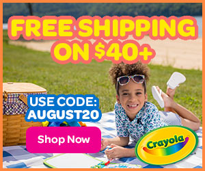 Free Shipping on $40 with AUGUST20