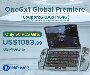 Image for $1083.99 for One Netbook OneGx1 16GB 512GB Gaming Laptop