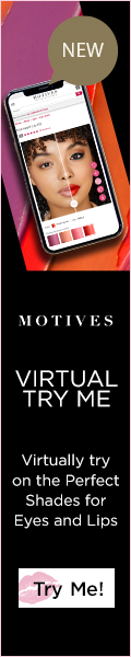 Motives Cosmetics – Virtually Try on the Perfect Shades for Eyes and Lips
