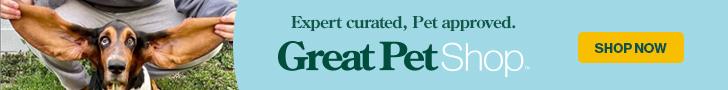 Great Pet Shop Logo